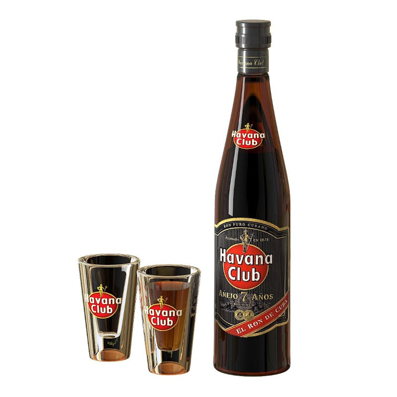 HAVANA CLUB RUM ANEJO 7 YEARS