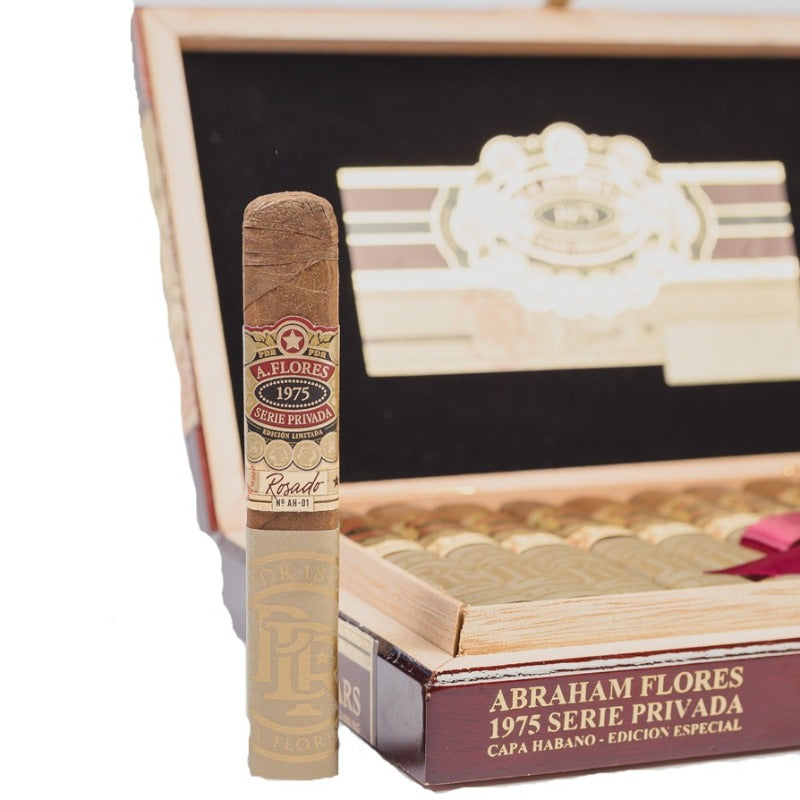 A Flores Serie Privada Habano (New)