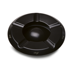 Davidoff Black Ashtray