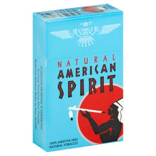 Load image into Gallery viewer, Natural American Spirit Blue