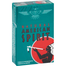 Load image into Gallery viewer, Natural American Spirit Menthol