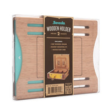 Load image into Gallery viewer, Boveda Wooden Holder for 2 Bags
