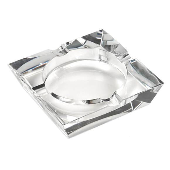 Lotus Crystal Ashtray LASH6