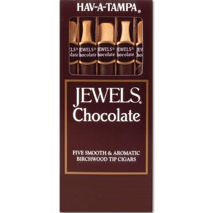 Hav-A-Tampa Chocolate 5 Pack