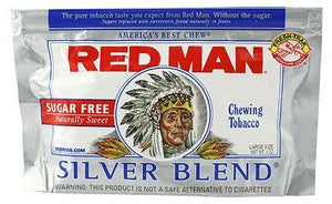 Red Man Silver Blend