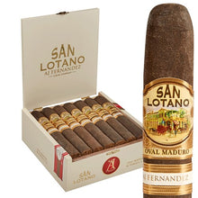 Load image into Gallery viewer, AJ Fernandez San Lotano Oval Maduro