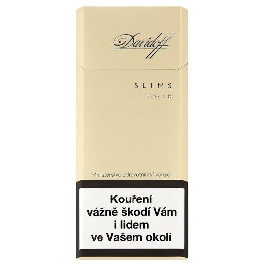 Davidoff Slim Gold