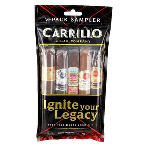 EP Carrillo Samples