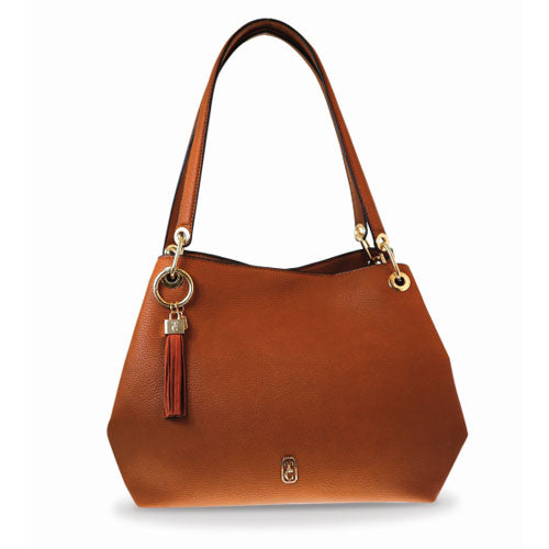 Tipperary Crystal Tote Bag-Sicily-Tan