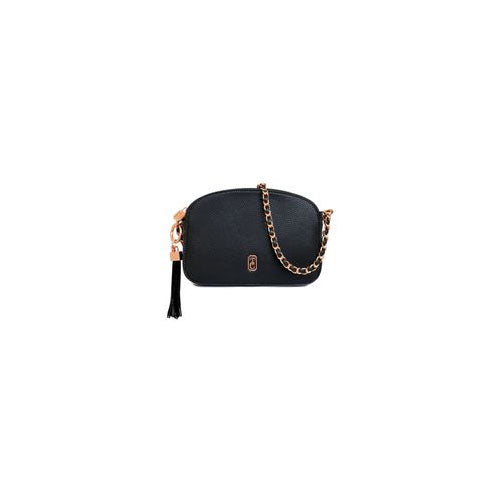 Tipperary Crystal Cannes Shoulder Black Bag