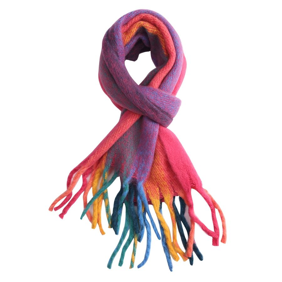 Pure Accessories Scarf Stripe Multi