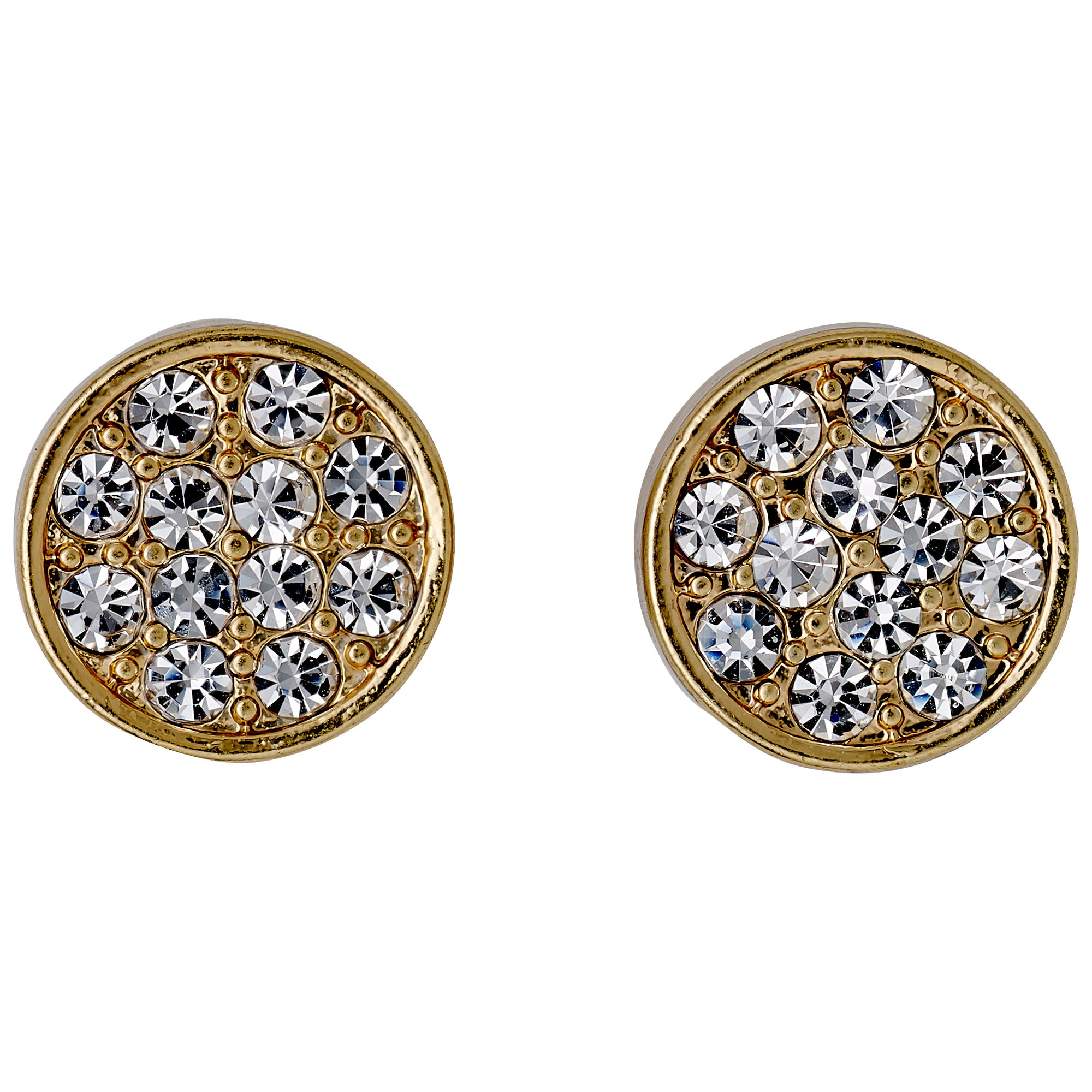 Pilgrim Jewellery Grace Gold Plated Earrings