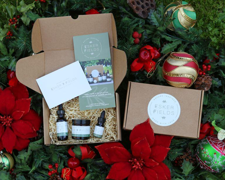 Esker Fields Gift Set- For The Man In Your Life