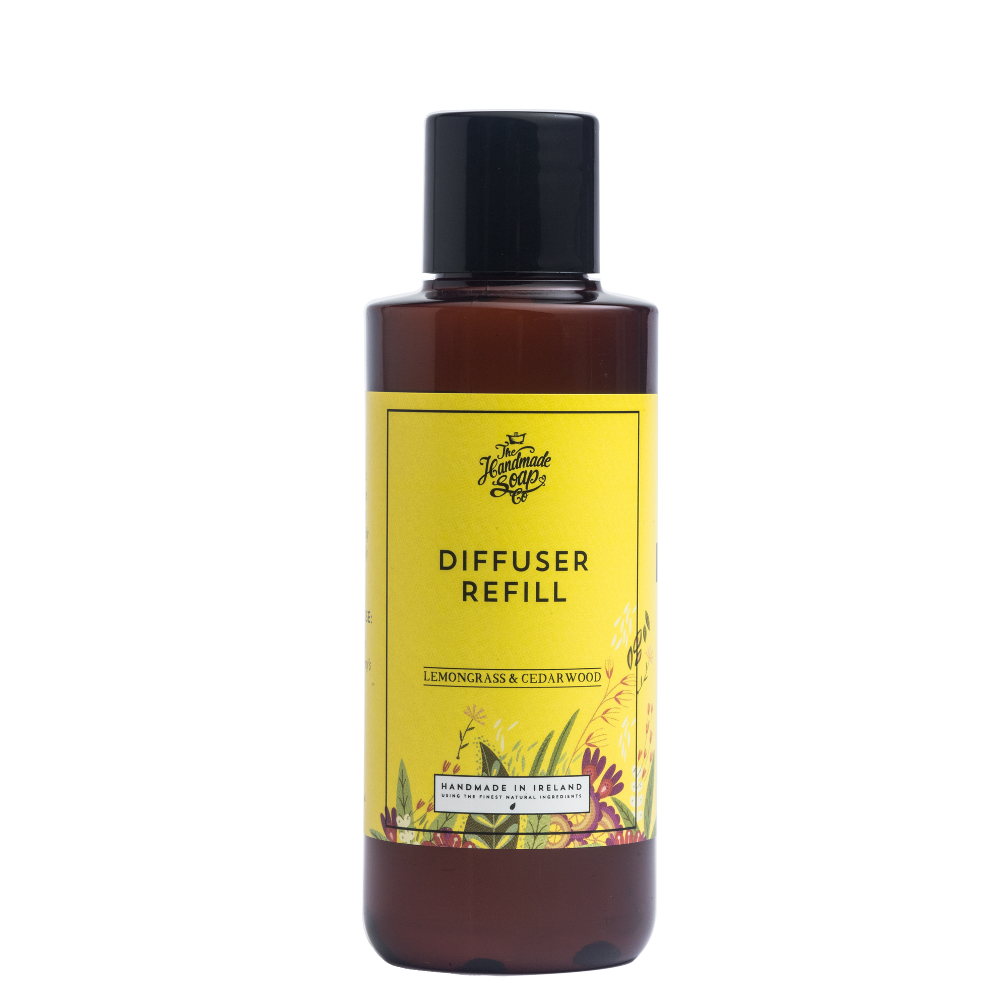 The Handmade Soap Co, Lemongrass and Cedarwood Diffuser Refill 180 ml