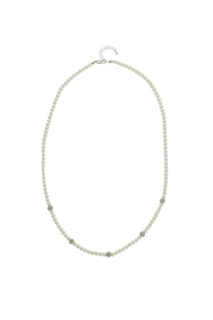 Knight & Day Pearl Necklace