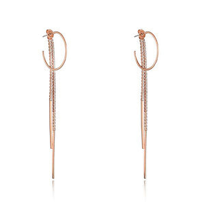 Knight &Day Sigrid Earring Rose Gold