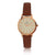 Knight&Day Cambrid Brown/Rg Watch