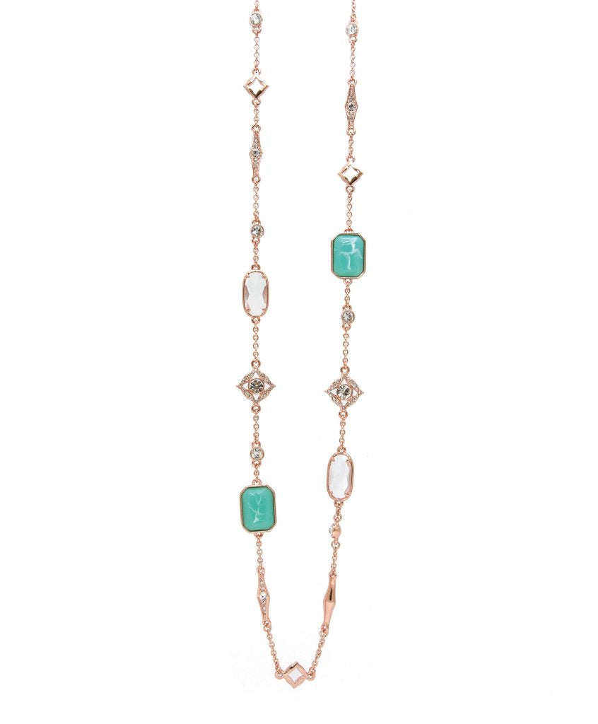 Absolute Jewellery Necklace Rose Gold