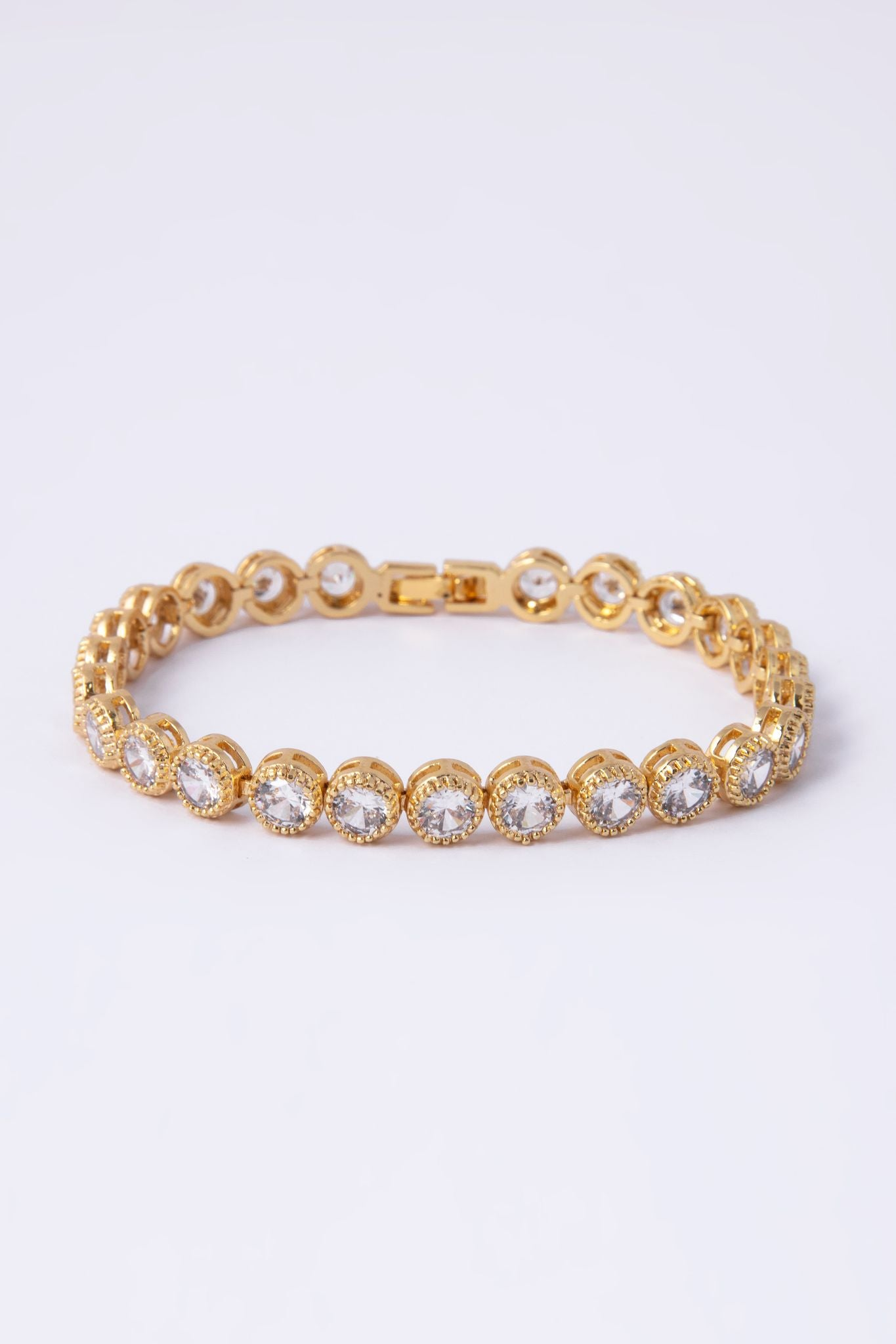Knight & Day Gold Bracelet