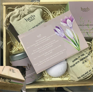 Irish Botanicals Herb Dublin Wellness Hamper-Back in Stock