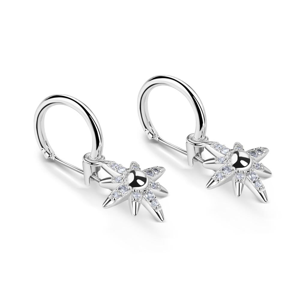 Newbridge Silverware Amy Huberman Silver Plated Star Earring