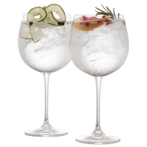 Galway Crystal Clarity Gin &Tonic