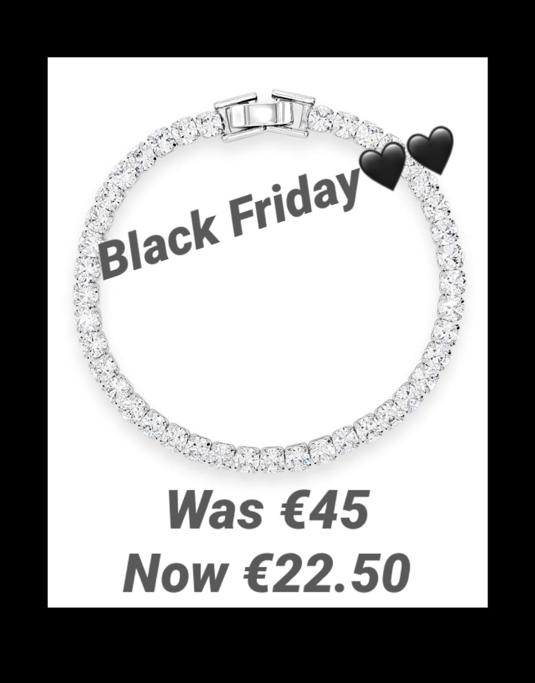 Absolute Jewellery Bracelet Silver-Sale