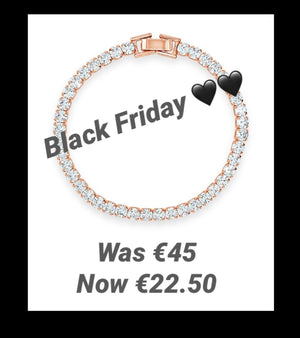 Absolute Jewellery Bracelet Rose Gold-Sale