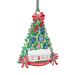 Newbridge Silverware Christmas Collectible 2020 Decoration-PREORDER FOR MARCH 2021 DELIVERY