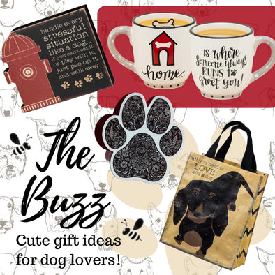 Dog Lovers Unite! Check out these gift ideas