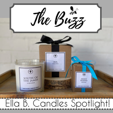 Ella B. Candles Spotlight and Restock!