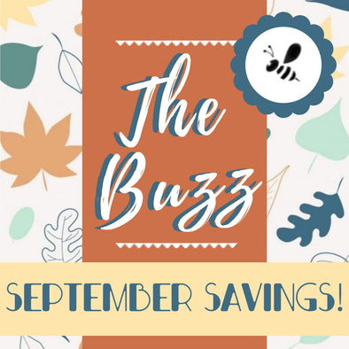 The Latest Buzz on September Savings Flash Sales!