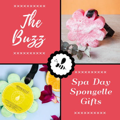 Spa Day Gift Ideas with Spongelle!