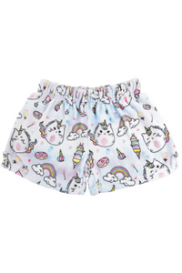 CATICORN FLEECE SHORT