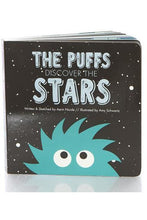 Load image into Gallery viewer, PUFFS DISCOVER THE STARS BOARD BOOK