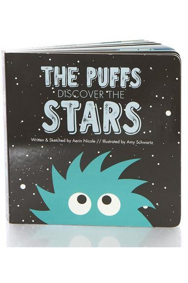 PUFFS DISCOVER THE STARS BOARD BOOK