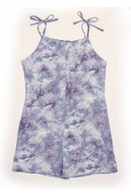 Load image into Gallery viewer, MARBLE DYE ROMPER