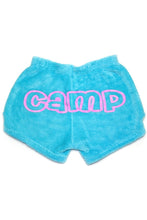 Load image into Gallery viewer, GLITTER CAMP FLEECE SHORT