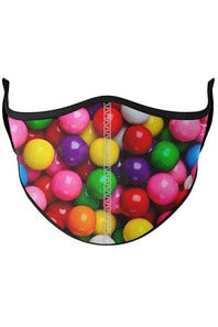 GUMBALL FACE MASK (3-7Y)