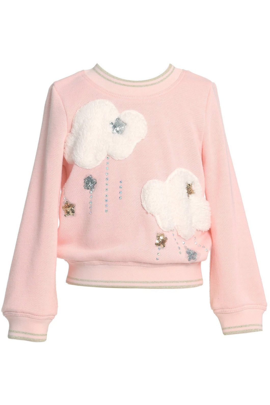 LS CLOUD & STARS SWTSHRT