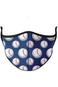 BASEBALL FACE MASK (8+)