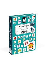 ABC MAGNETIC BOOK (3Y+)
