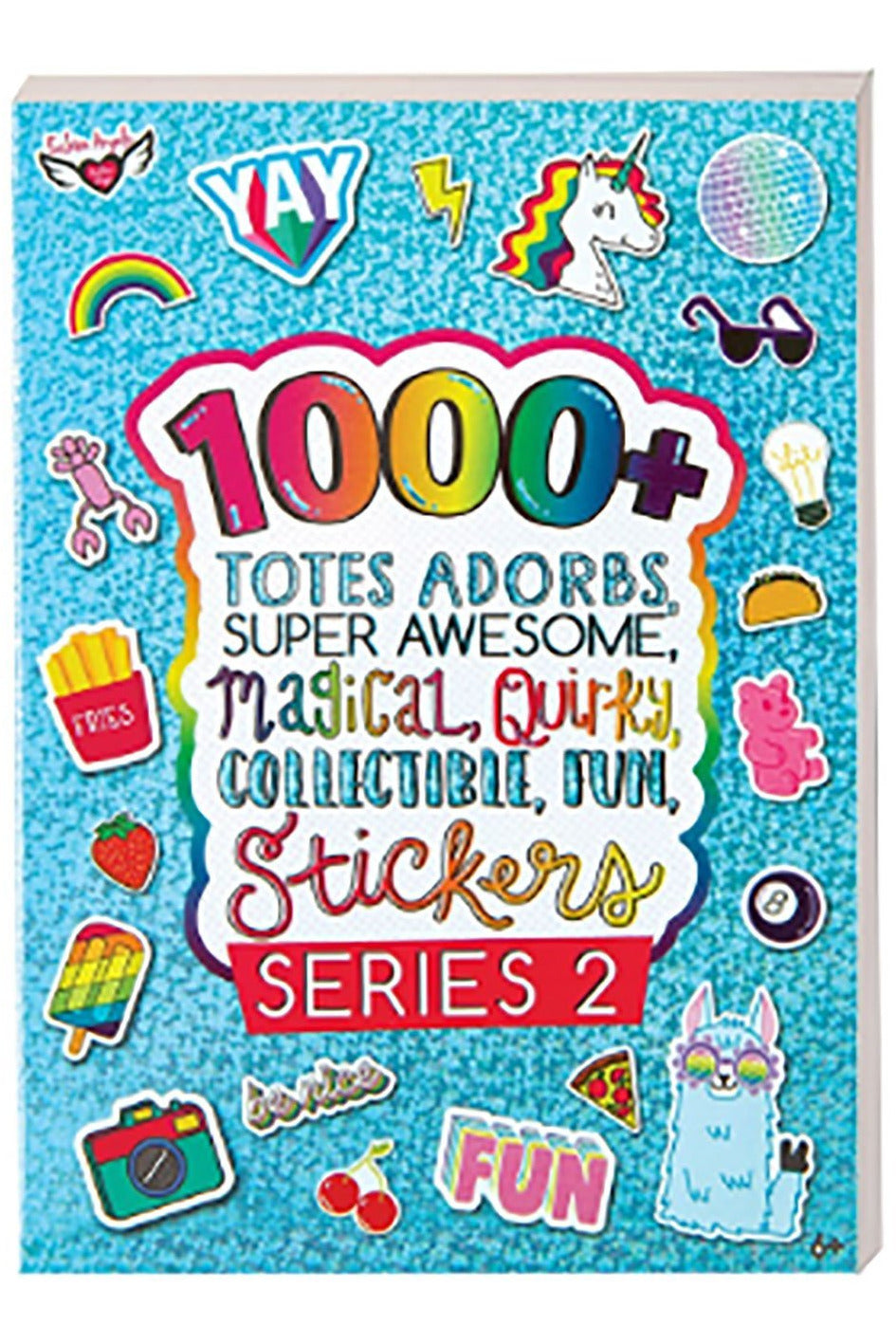 1000+ SUPER AWESOME STICKERS