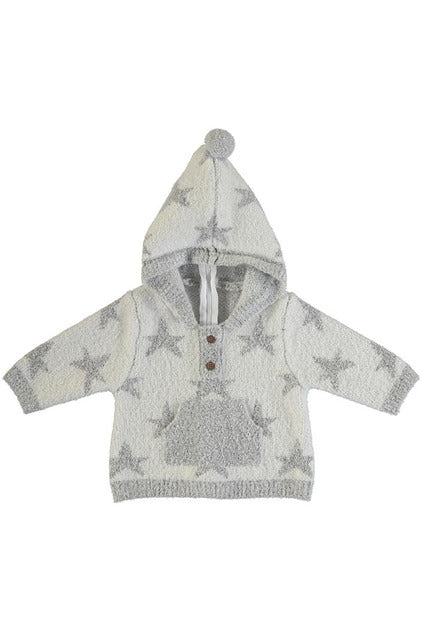 LS SCTR STAR CHENILLE P/O HDY