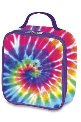 PRIMARY TIE DYE CANVAS LUNCHBOX