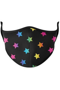 MULTI STARS FACE MASK (3-7Y)