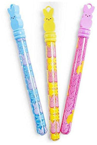 PEEPS BUBBLE WAND - ASSORTED