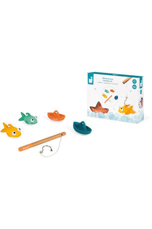 FISH THEM ALL BATH TOY (2Y+)