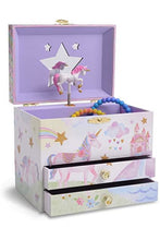 Load image into Gallery viewer, UNICORN JEWELRY BOX