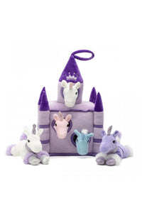 UNICORN CASTLE SET 10""